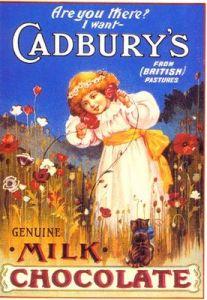 Cadbury Advertisement