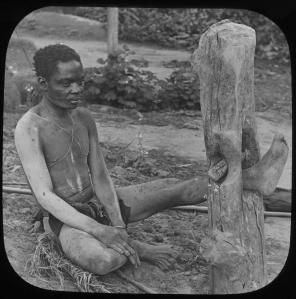 Enslaved Man