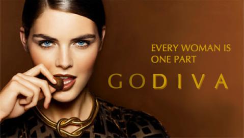 Our response to Godiva's ad. Original image: http://www.exoticexcess.com/wp-content/uploads/2008/08/estee-lauder-chocolate-decadence-autumn-2008-look.jpg