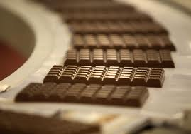 Mass production of chocolate made it affordable for all