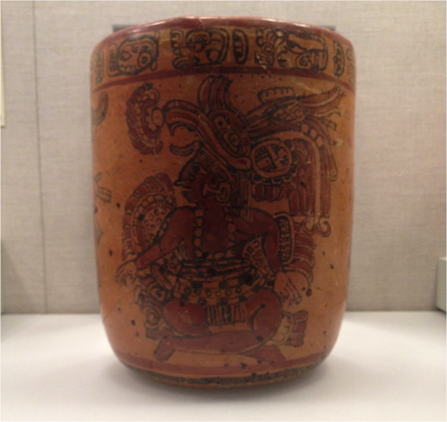 Art And History The Changing Values Of Cacao In Mayan Culture