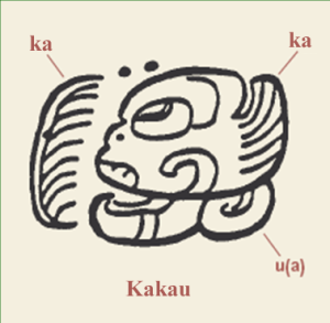 The Mayan Glyph for Cacao