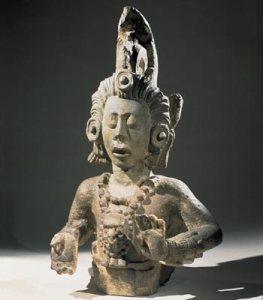 Maize God of the Maya