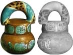 Mayan Drinking Vessel