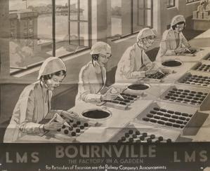 Bournville advert