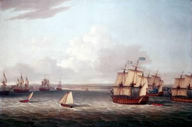 British_fleet_entering_Havana
