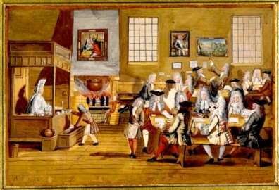 Image result for 18th century chocolate houses