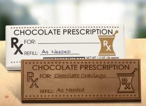 chocolate prescription