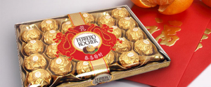 Ferrero Rocher Chinese