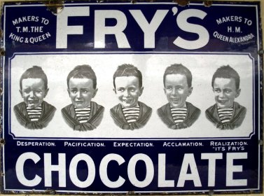 Fry's Chocolate Bar