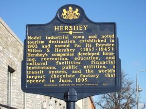 Hershey-PAsign