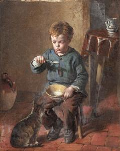 """Porridge"" by William Hemsley"