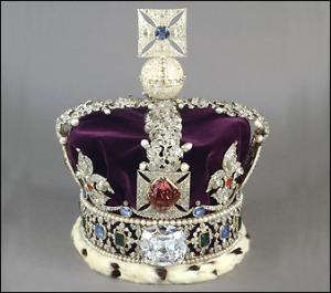 British Imperial Crown
