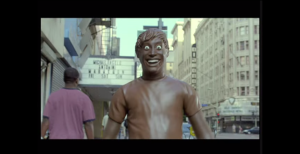 Axe Commerial - Chocolate Smile