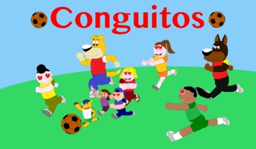 An example advertisement we created for Conguitos