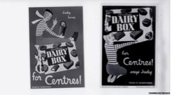 Dairy Box Ad With Women Featured
