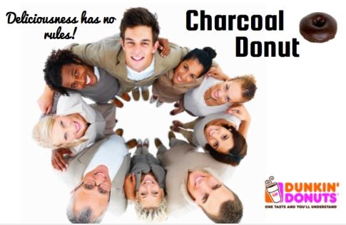 Dunkin' Donuts Chocolate Ad