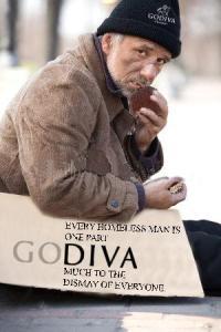 Fake Godiva Ad