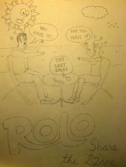 A potential Rolo Advert