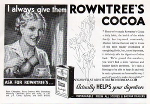 Rowntree Cocoa