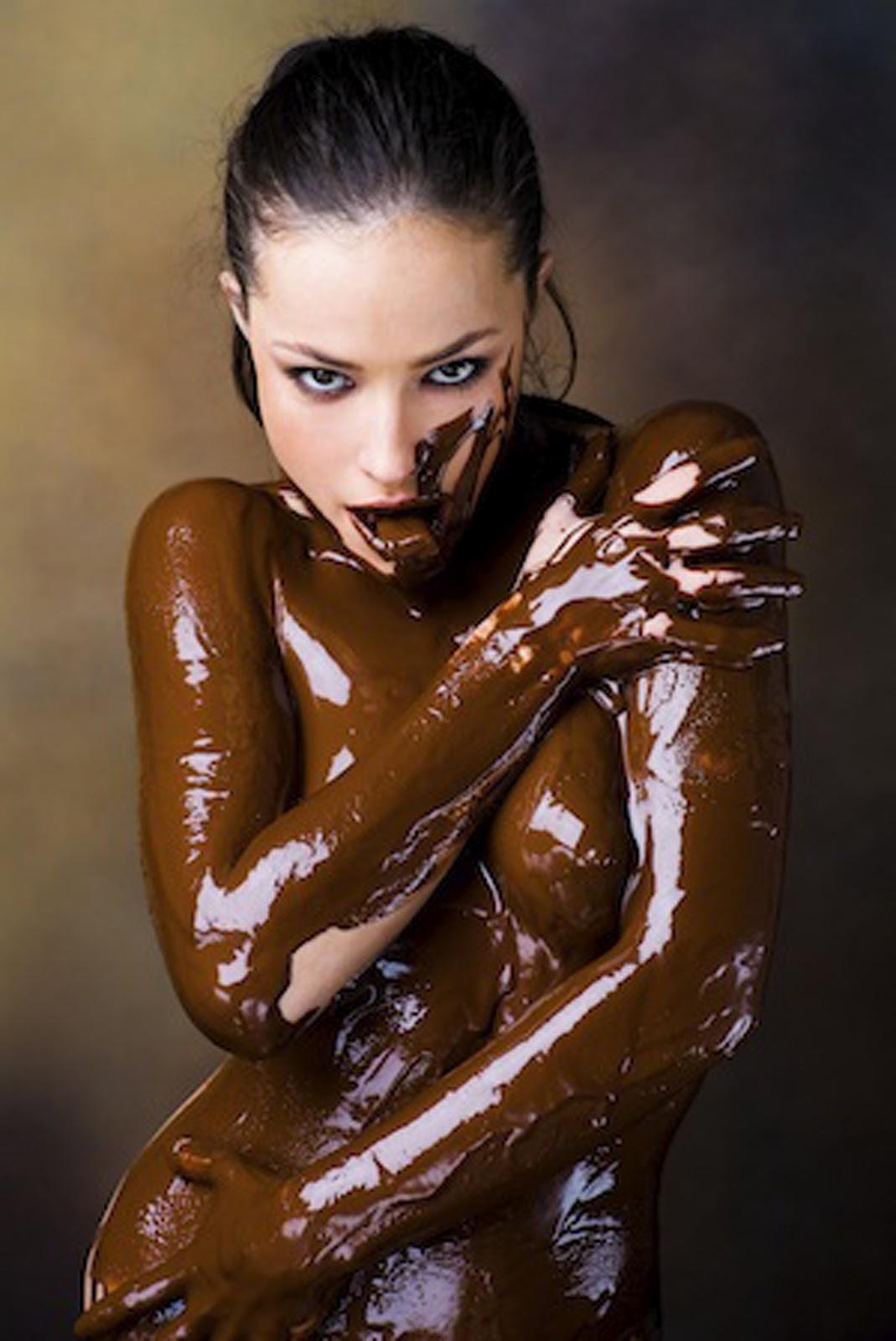 Шоколадка голая