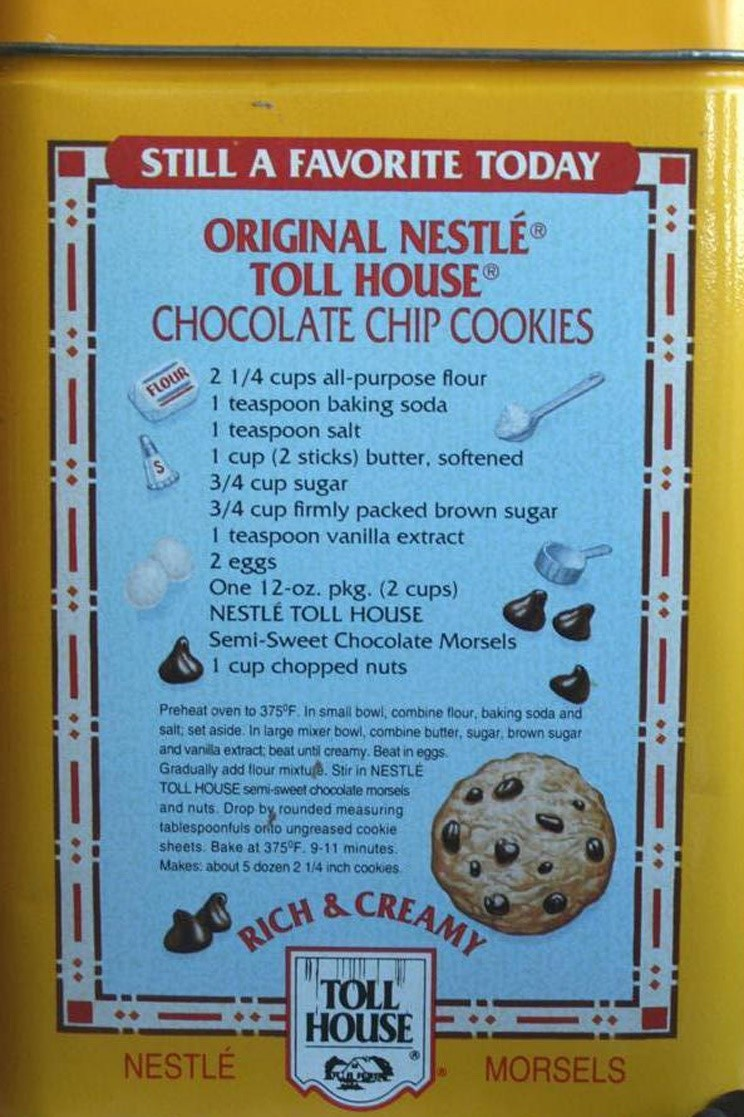 Chocolate Chip Cookies: A Symbol of the Housewife | Chocolate Class