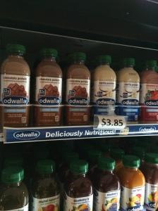 Odwalla Drink