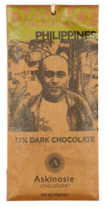 As the website explains, this bar is classified as a single origin product.