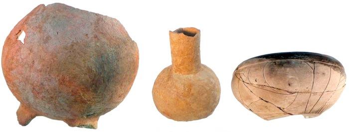 Ancient-Olmec-pots