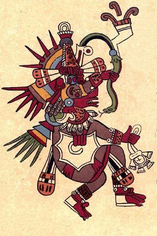 aztec-god