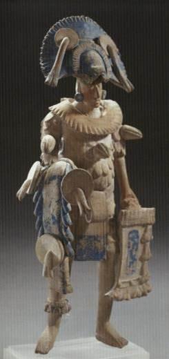 Mayan warrior_C. Martin_Mesoamerica