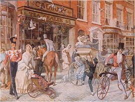 cadbury first store