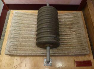 Granite_Roller_and_Granite_Base_of_a_Conche