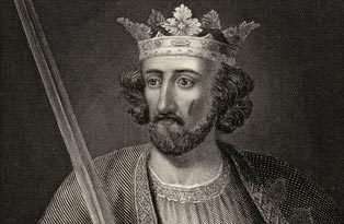 King Edward I Photo