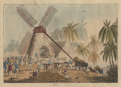 Sugar Mill, Standard Mill in the West Indies