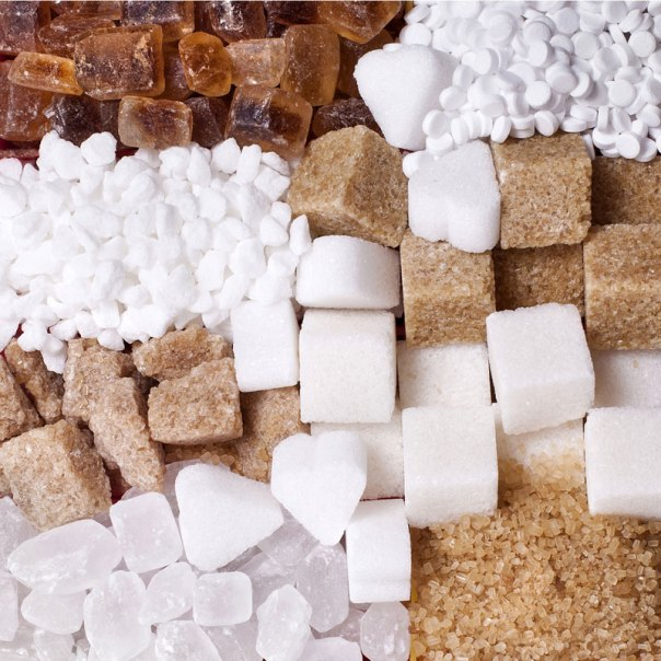 Various Sugar Photo
