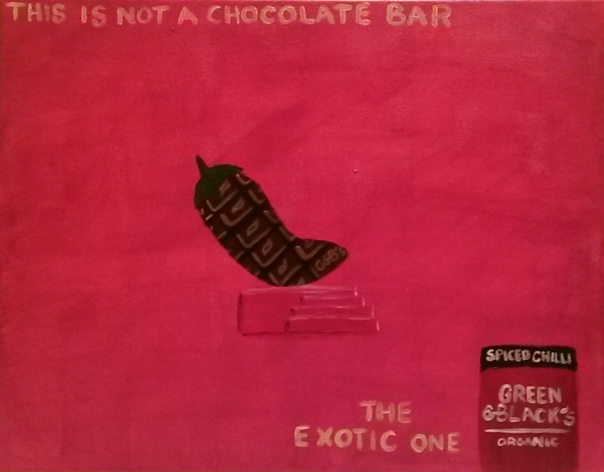 Chocolate Ad