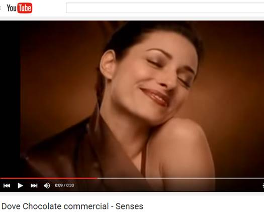 Dove Commercial_Senses