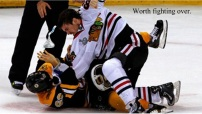 Source: http://nesn.com/2013/06/brad-marchand-accuses-andrew-shaw-of-eye-gouging-calls-blackhawks-winger-a-kitty-cat/