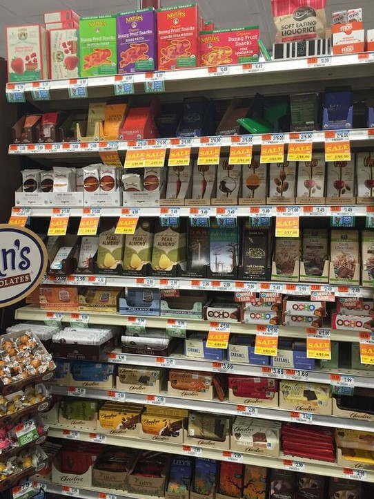Whole Foods Aisle