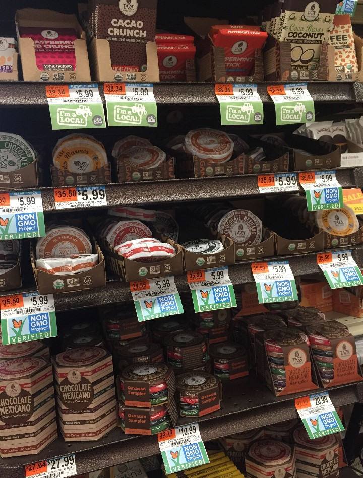 Whole Foods Taza