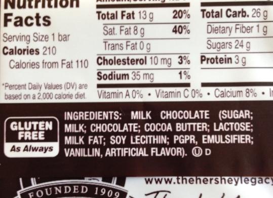 hersheys-chocolate-ingredients