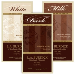 LA burdick chocolate