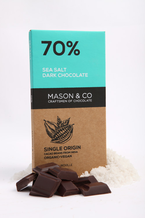 Mason & Co Chocolate