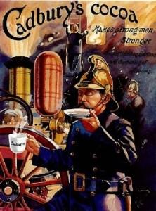 Cadbury.fireman