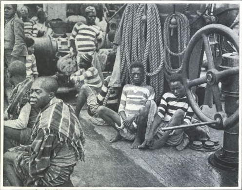 slaves to sao tome