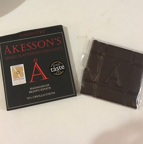 Akesson's criollo chocolate