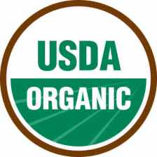 USDA Organic seal from https://www.usda.gov/media/blog/2016/07/22/understanding-usda-organic-label