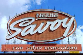 savoy billboard