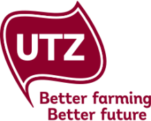 UTZ Cerified logo from https://utz.org/what-we-offer/the-utz-logos/